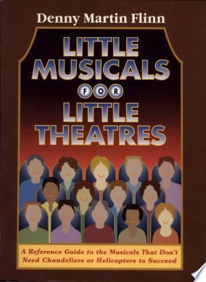 Little Musicals for Little Theatres