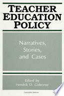 Teacher Education Policy