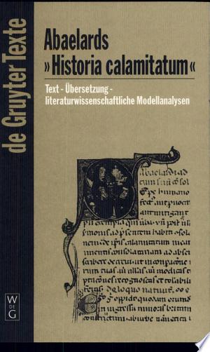 """Abaelards """"Historia calamitatum"""""""
