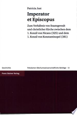 Imperator et episcopus