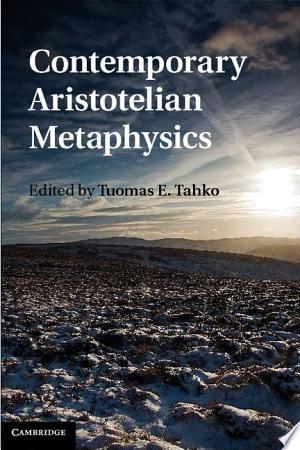 Contemporary Aristotelian Metaphysics