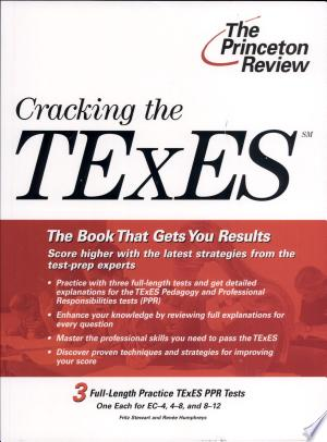 Cracking the TExES