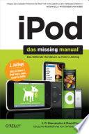 iPod: Das Missing Manual