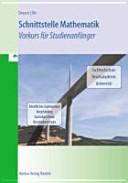 Schnittstelle Mathematik - Vorkurs ...
