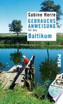 Gebrauchsanweisung für das Baltiku...