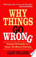 Why Things Go Wrong