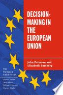 Decision-Making in the European Uni...