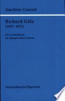 Richard Gölz (1887-1975)