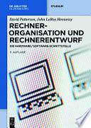 Rechnerorganisation und Rechnerentwurf