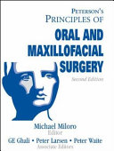Peterson's Principles of Oral and M...